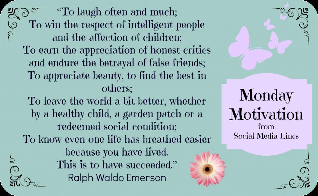 To Laugh often Ralph Waldo Emerson quote