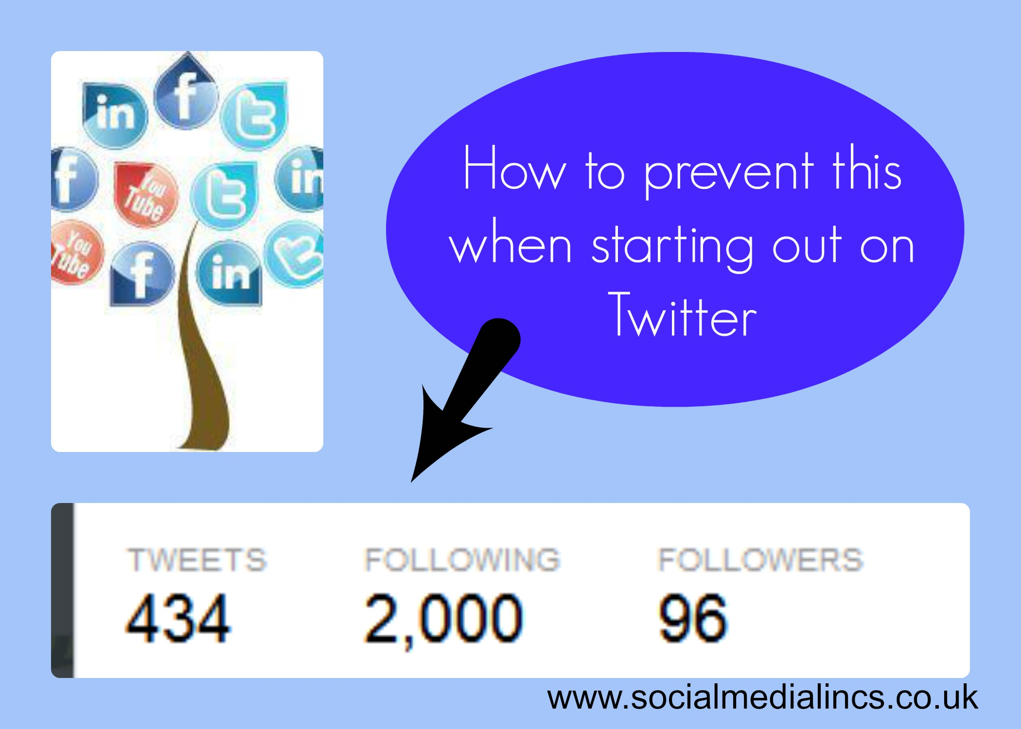Twitter Followers/Following