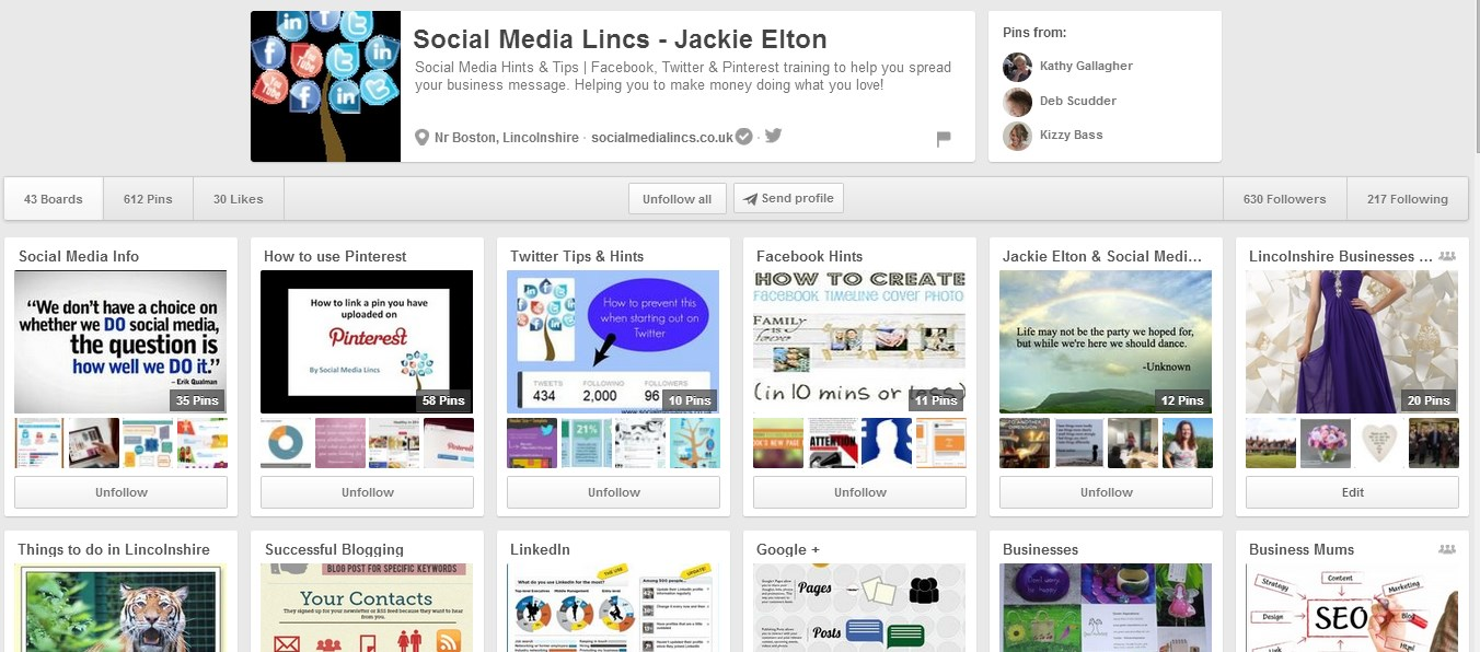Social-Media-Lincs-on-Pinterest