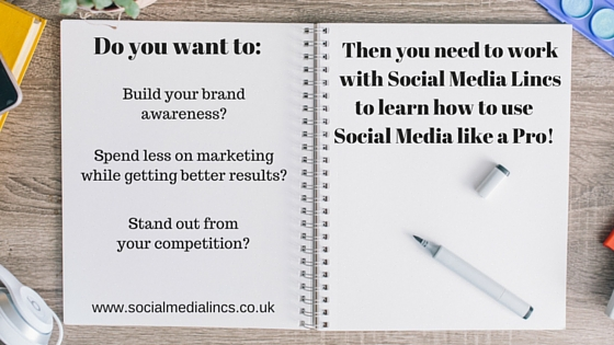 Social Media Lincs Work with me