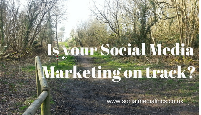 Is your Social Media Marketing on track