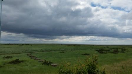 View from Cafe at Gibraltar Point